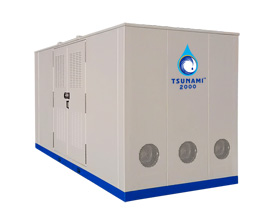 Tsunami-2000 — atmospheric water generator