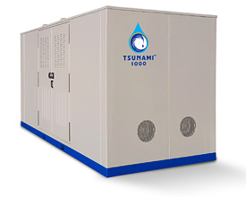 Tsunami-1000 — atmospheric water generator